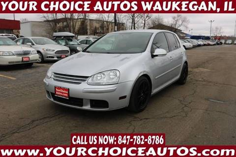 2007 Volkswagen Rabbit for sale at Your Choice Autos - Waukegan in Waukegan IL