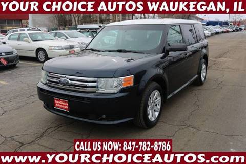 2010 Ford Flex SE for sale at Your Choice Autos - Waukegan in Waukegan IL