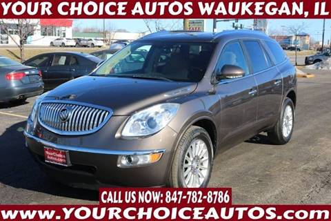 2011 Buick Enclave CX for sale at Your Choice Autos - Waukegan in Waukegan IL
