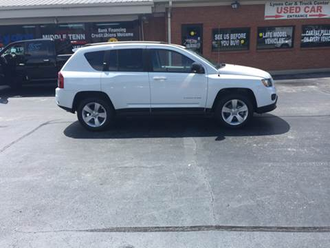 2017 Jeep Compass for sale in Columbia, TN