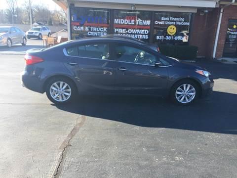 2015 Kia Forte for sale in Columbia TN