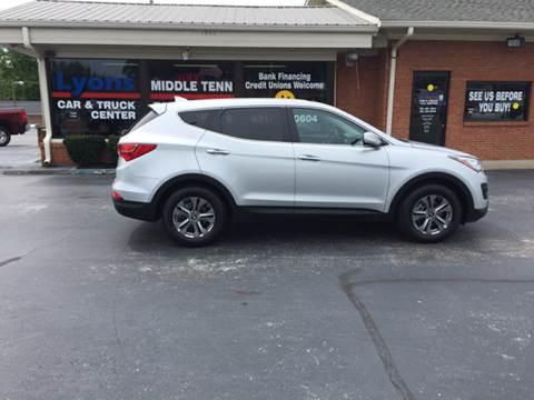 2015 Hyundai Santa Fe Sport for sale in Columbia TN