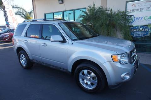2012 Ford Escape for sale in San Diego, CA