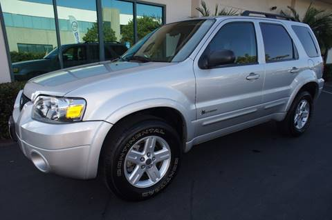 2007 Ford Escape Hybrid for sale in San Diego, CA