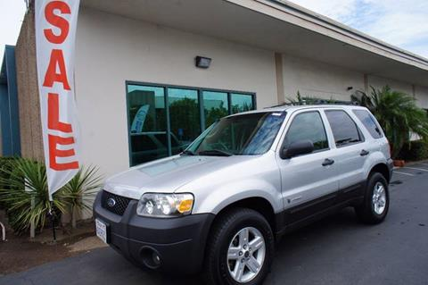 2006 Ford Escape Hybrid for sale in San Diego, CA