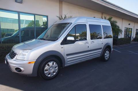 2012 Ford Transit Connect for sale in San Diego, CA