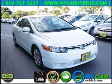 2008 Honda Civic for sale in San Diego, CA