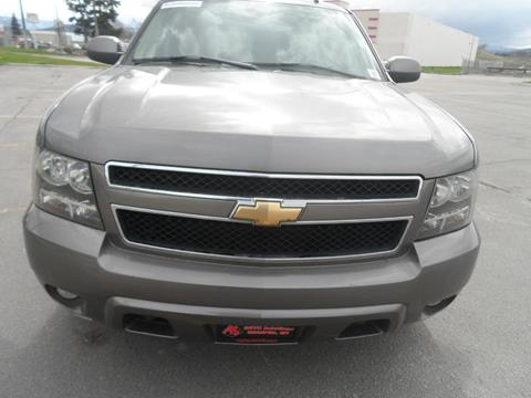 2007 Chevrolet Suburban for sale in Kalispell, MT