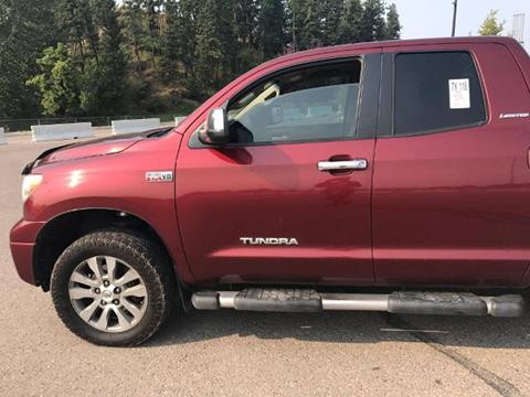 2008 Toyota Tundra for sale in Kalispell, MT