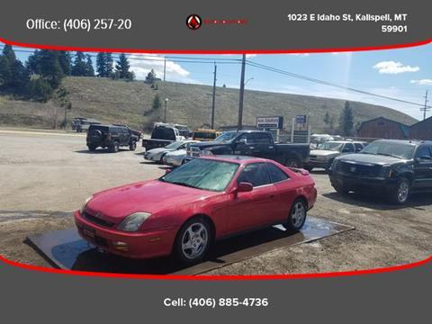 2001 Honda Prelude for sale in Kalispell, MT