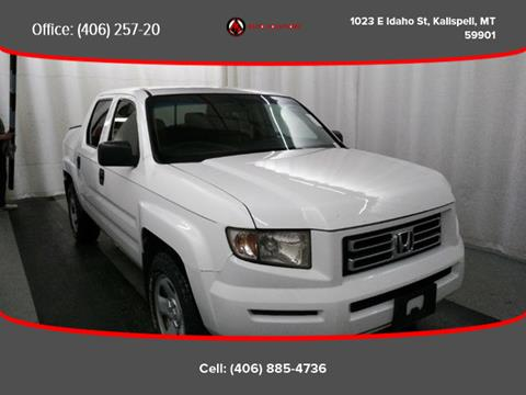 2006 Honda Ridgeline for sale in Kalispell, MT