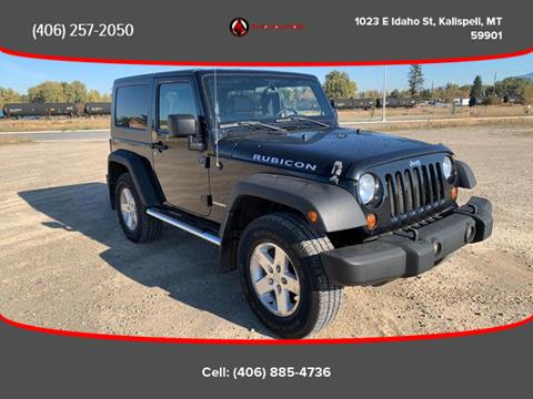 2008 Jeep Wrangler for sale in Kalispell, MT