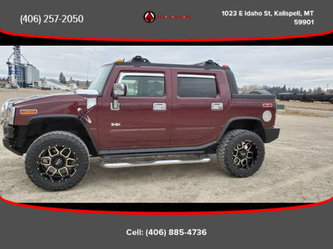 2006 HUMMER H2 SUT for sale in Kalispell, MT