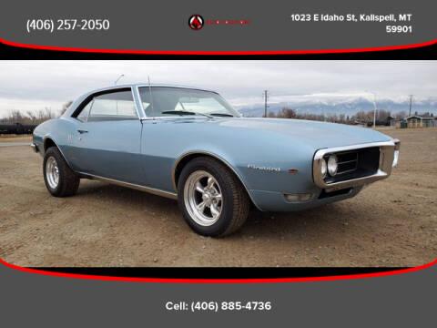 1968 Pontiac Firebird for sale in Kalispell, MT