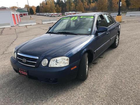 2005 Kia Optima for sale in Kalispell, MT