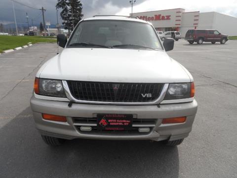 1998 Mitsubishi Montero Sport for sale in Kalispell, MT