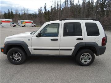2006 Jeep Liberty for sale in Kalispell, MT