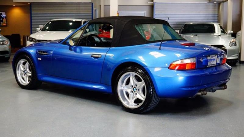 2000 BMW M 2dr Convertible - San Ramon CA