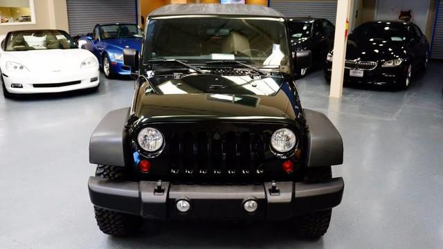 2012 Jeep Wrangler Unlimited 4x4 Rubicon 4dr SUV - San Ramon CA