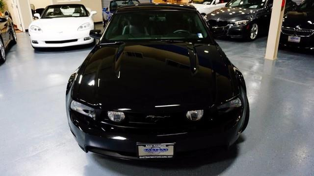 2012 Ford Mustang GT Premium 2dr Coupe - San Ramon CA