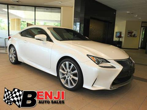 2016 Lexus RC 200t for sale in West Park, FL