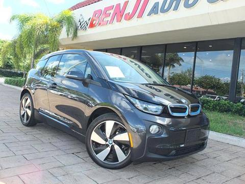 2014 BMW i3 for sale in West Park, FL