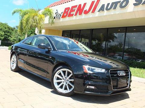 2016 Audi A5 for sale in West Park, FL