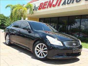 2007 Infiniti G35 for sale in West Park, FL