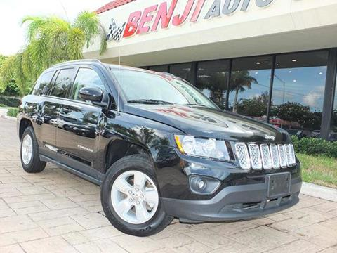 2016 Jeep Compass for sale in West Park, FL