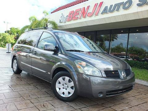 2006 Nissan Quest for sale in West Park, FL