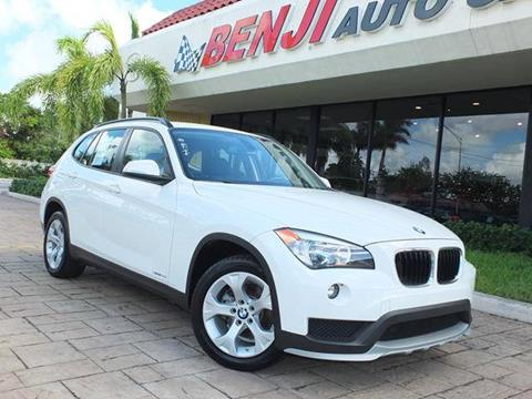 2015 BMW X1 for sale in West Park, FL