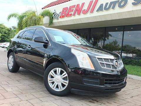 2010 Cadillac SRX for sale in West Park, FL