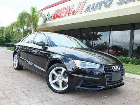 2016 Audi A3 for sale in West Park, FL