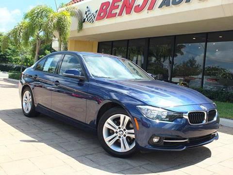 2016 BMW 3 Series for sale in West Park, FL