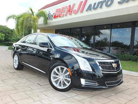 2016 Cadillac XTS for sale in West Park, FL