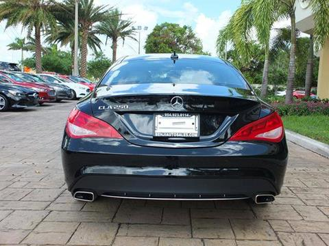 2016 Mercedes-Benz CLA for sale in West Park, FL