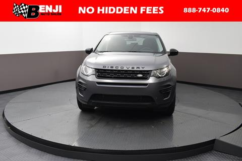 2016 Land Rover Discovery Sport for sale in West Park, FL
