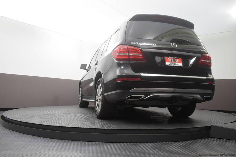 2017 Mercedes-Benz GLS GLS 450 (image 17)