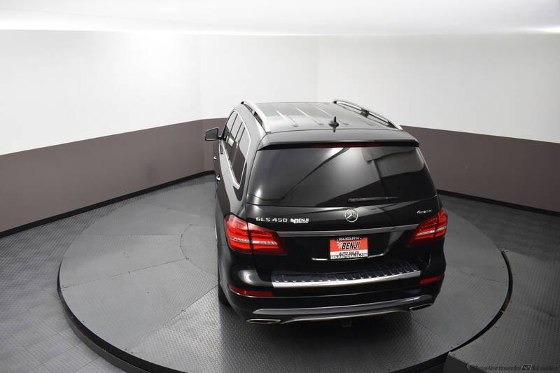 2017 Mercedes-Benz GLS GLS 450 (image 11)
