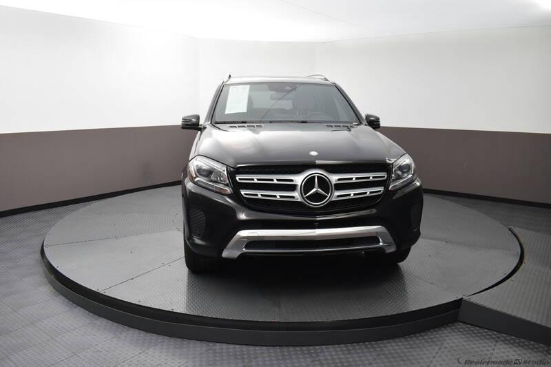 2017 Mercedes-Benz GLS GLS 450 (image 7)