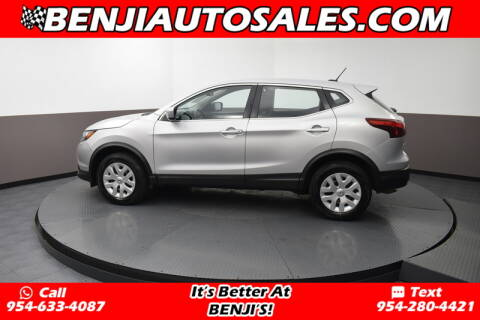 2019 Nissan Rogue Sport S for sale at Benji Auto Sales in West Park FL