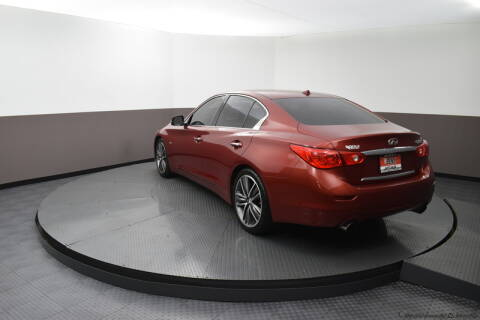 2016 Infiniti Q50 for sale at Benji Auto Sales in West Park FL