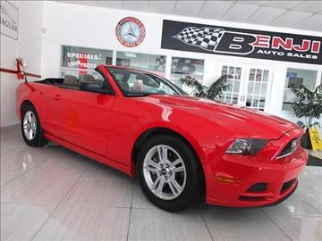 2014 Ford Mustang for sale in West Park, FL