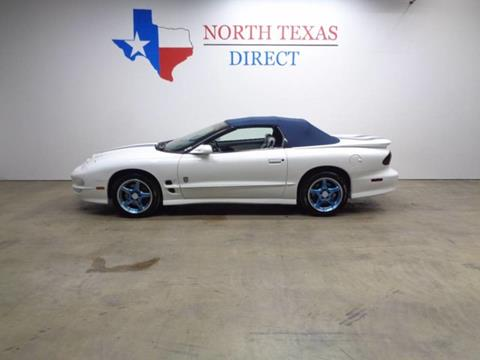 1999 Pontiac Firebird for sale in Arlington, TX