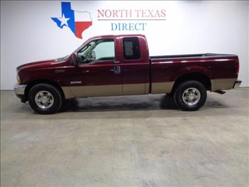 2004 Ford F-250 Super Duty for sale in Arlington, TX