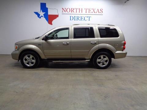 2009 Dodge Durango for sale in Arlington, TX