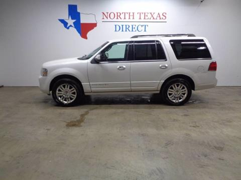 2011 Lincoln Navigator for sale in Arlington, TX