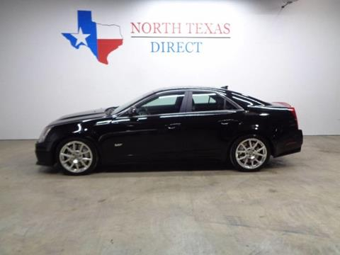 2011 Cadillac CTS-V for sale in Arlington, TX