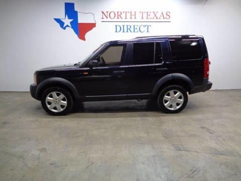 2007 Land Rover LR3 for sale in Arlington, TX