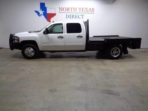 2012 Chevrolet Silverado 3500HD for sale in Arlington, TX